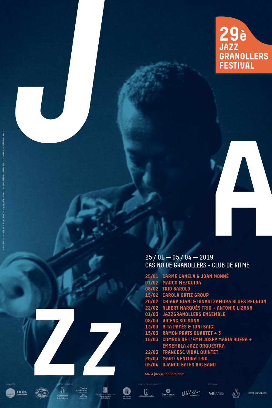 Cartell-29-Festival-Jazz-Granollers-2019
