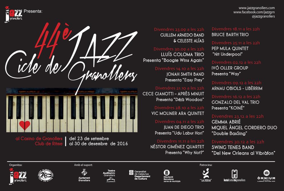 44è Cicle de Jazz
