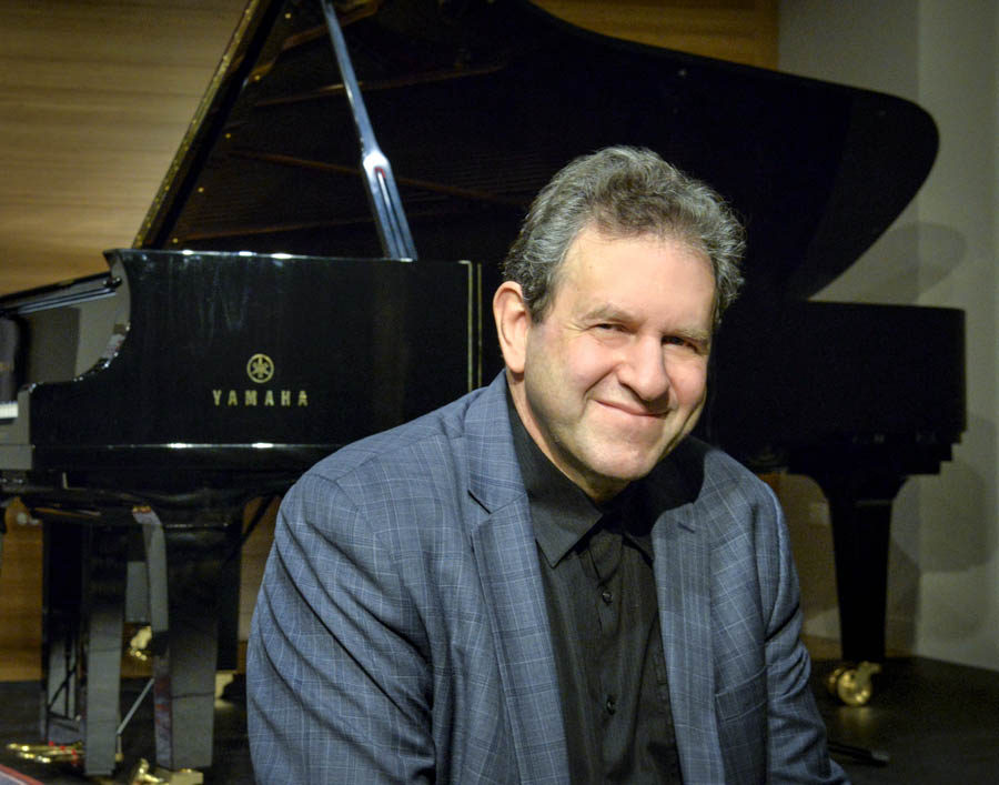 Bruce Barth Performs at PianoForte