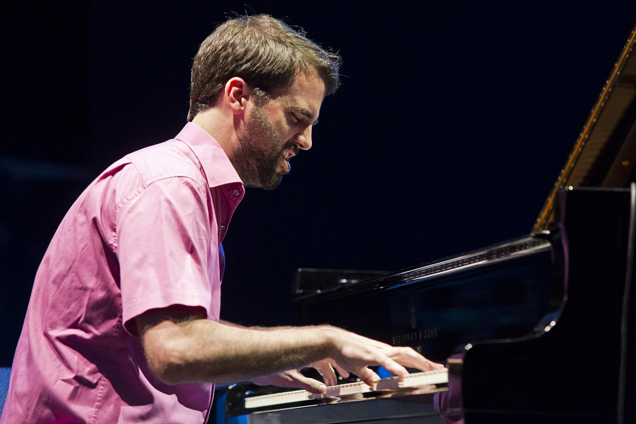 Albert Marques Trio y Jordi Bonell
