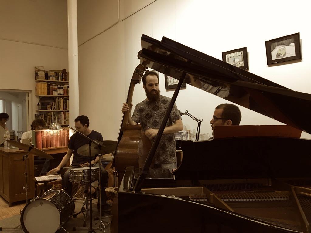 Sergi Sirvent Smooth Trio